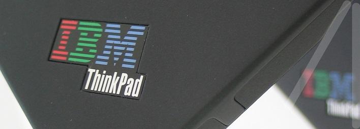 Lenovo thinkpad IBM2