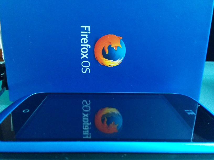 Movil Firefox Logo Zte Open