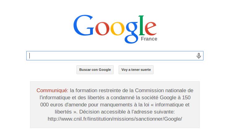 googleCNIL