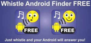 whistle-android-finder