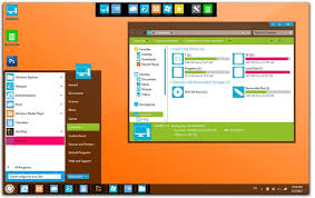 personalizar windows skin pack2