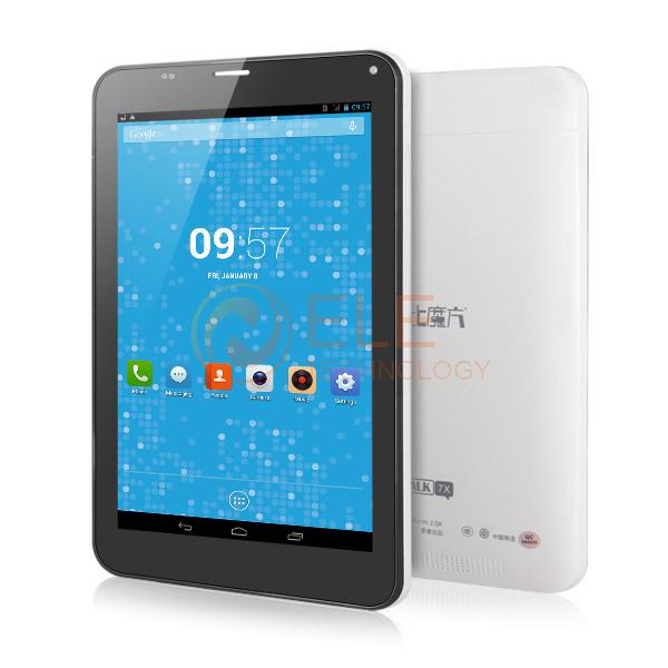 Tablet Cube Talk 7x (U51GT) de 7 pulgadas con 3G y Wifi incorporado.