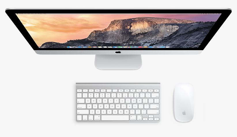 Дизайн iMac