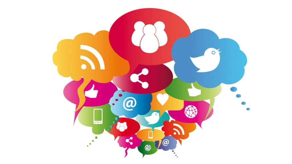 las redes sociales 1