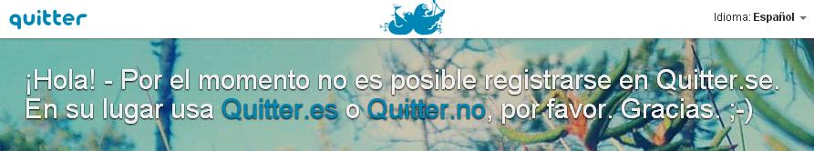 quitter-homepage