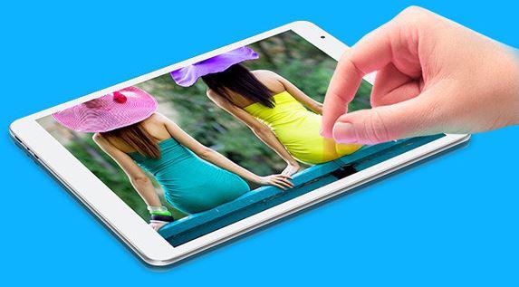 teclast x98 air 3G pantalla
