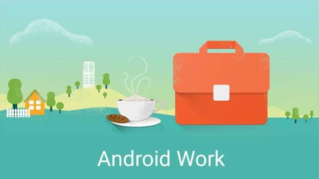 Android for Work 2