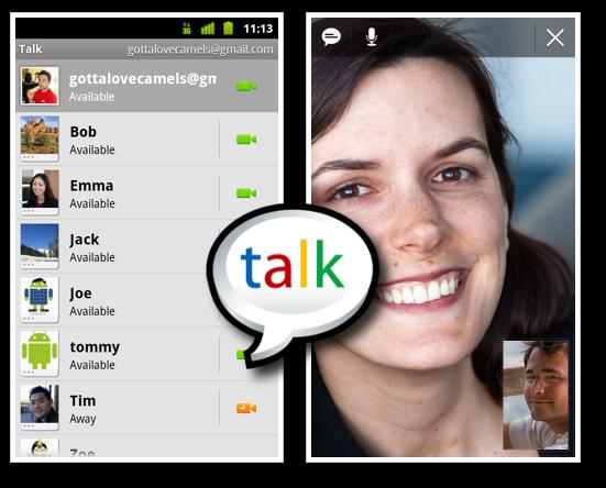 Google Talk 3