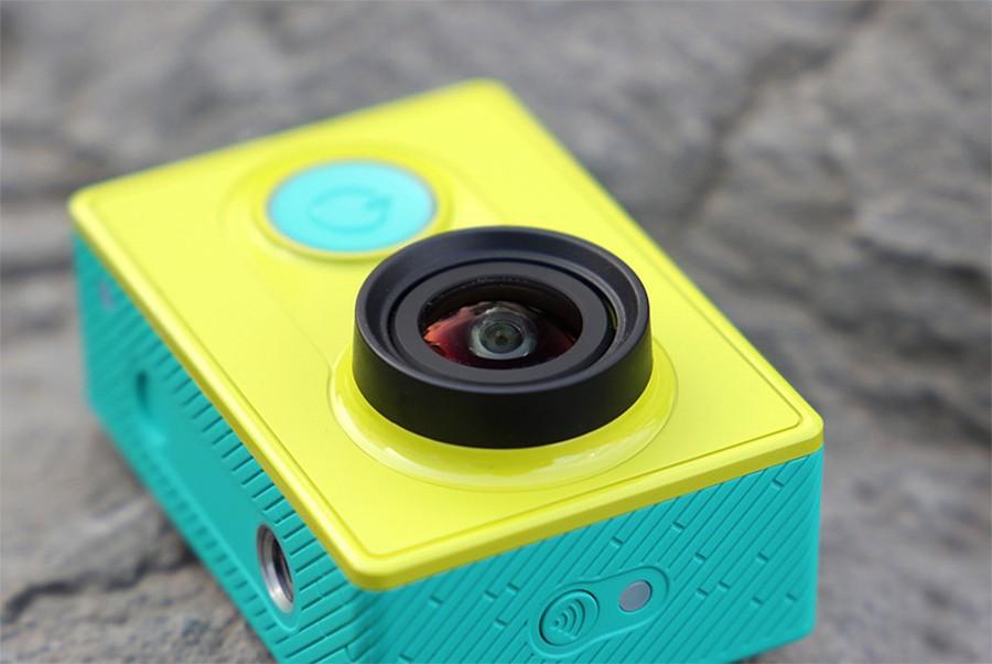 Xiaomi yi action camera analizamos la c mara deportiva de for Microfono esterno xiaomi yi