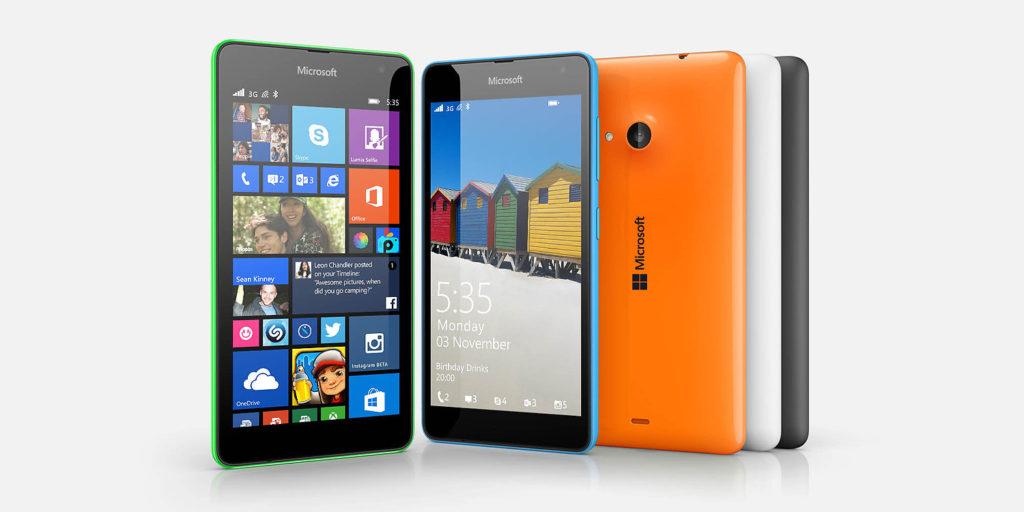 Microsoft Lumia 430 1