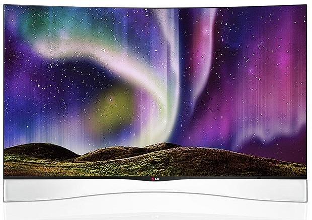 TV LG 55EA970V