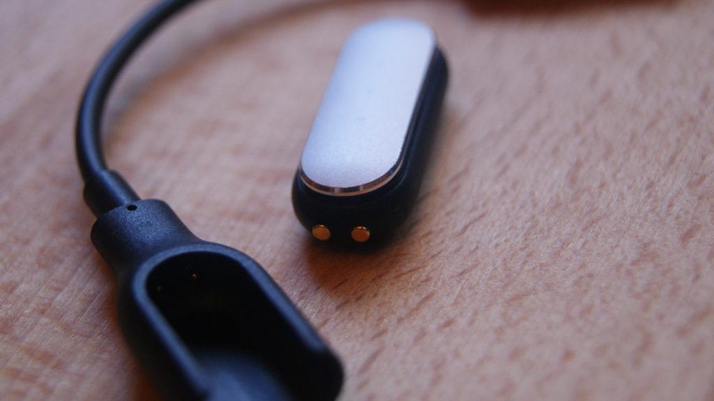 Xiaomi mi band cargador