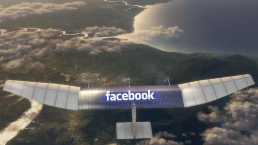 drones de Facebook 2