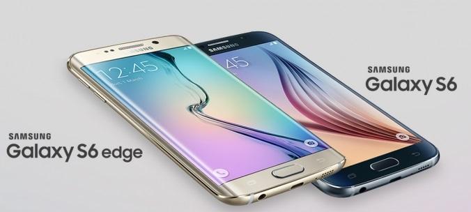 Samsung Galaxy S6 y Samsung Galaxy S6 Edge ya están disponibles en preventa