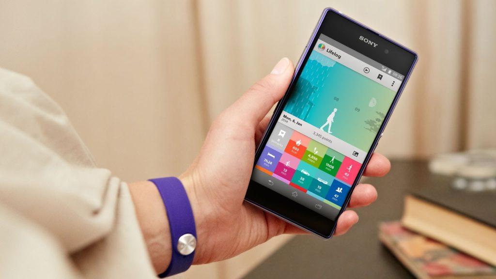 Sony Smartband SWR10 presenta una relación calidad-precio muy buena