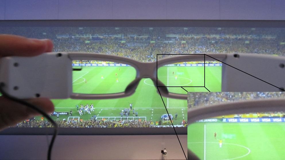Las Sony SmartEyeGlass ya están a la venta en España