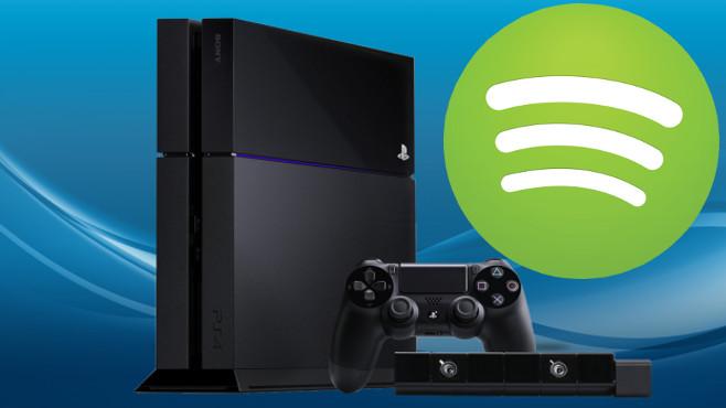Desde el 30 de marzo, ya puedes disfrutar de Spotify en tu PS3 o PS4