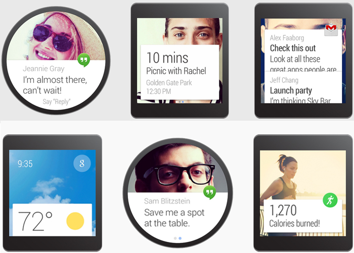 Android Wear 3