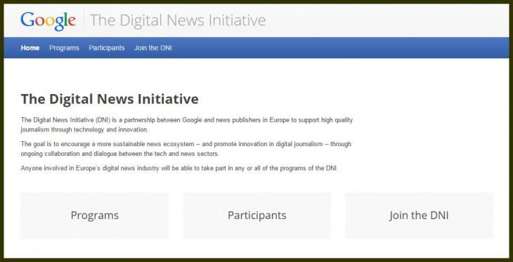 Digital News Initiative 2