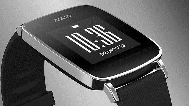 Asus VivoWatch, un wearable enfocado a la salud y a la duración de la batería.