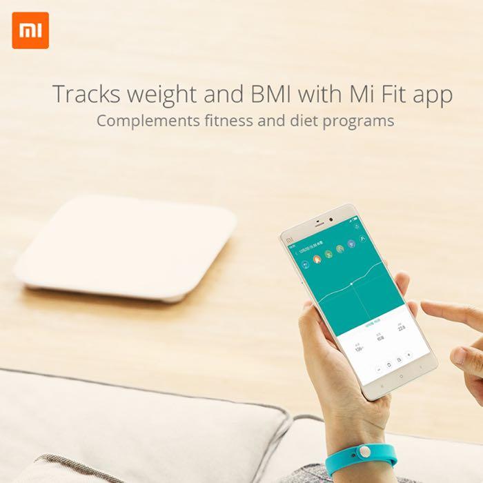 Con la Xiaomi Mi Smart Scale y su aplicación personalizada, podremos llevar un control exhaustivo de la evolución de nuestro peso.