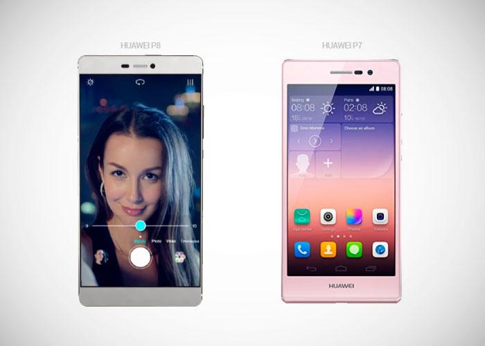 Huawei P8 2