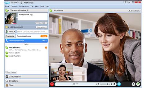 Skype para Empresas 2