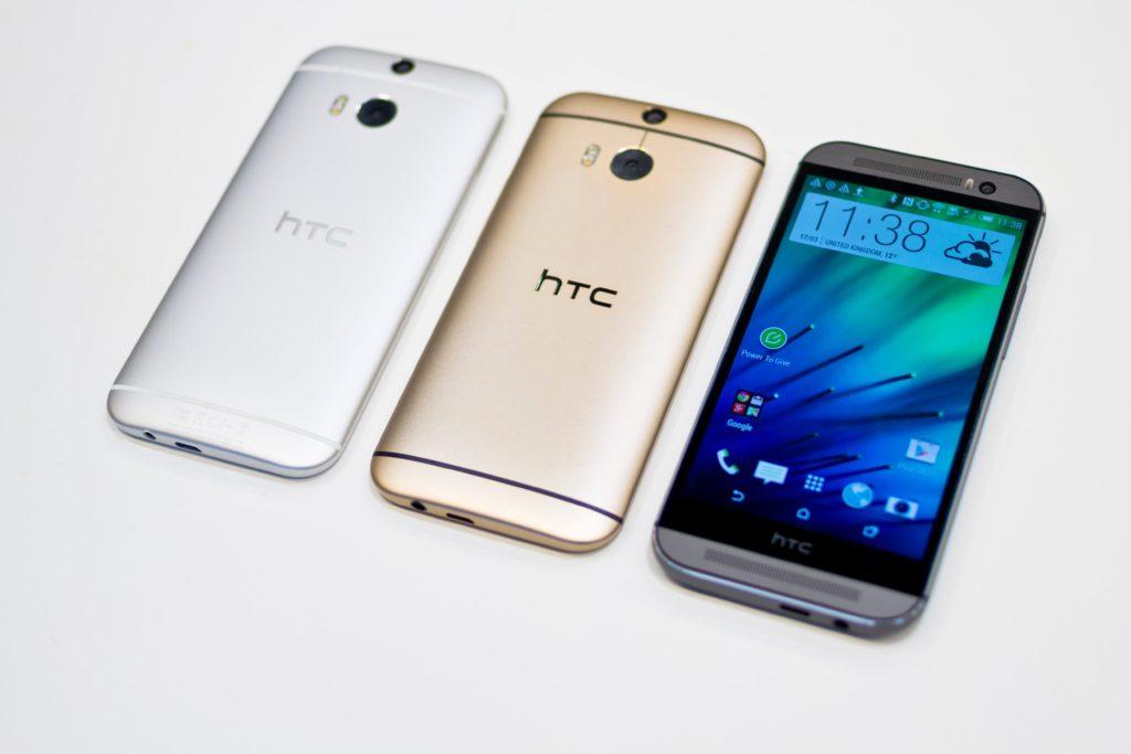 HTC One M8S estará disponible en tres colores y mantendrá las mismas pulgadas que su predecesor