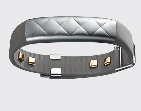 Moderna y elegante, así se puede describir la smartband Jawbone UP3