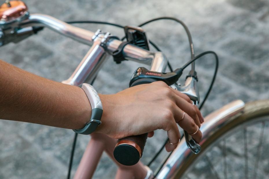 Monitorizar nuestro ejercicio física es otra de las prioridades de la Jawbone UP3