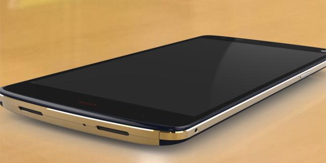 El diseño del Kingzone Z1 y sus materiales no tienen nada que envidiar a móviles de gama top