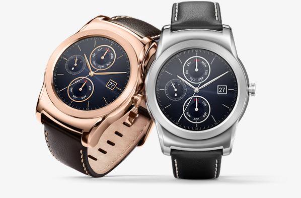LG Watch Urbane se presenta con un diseño moderno y elegante