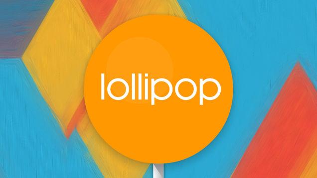 Poco a poco, Lollipop va llegando a los smartphones más recientes