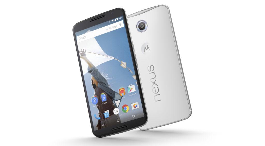 Por ahora, Project Fi solo es compatible con Nexus 6