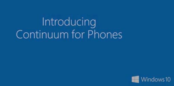 Continuum for Phones 2