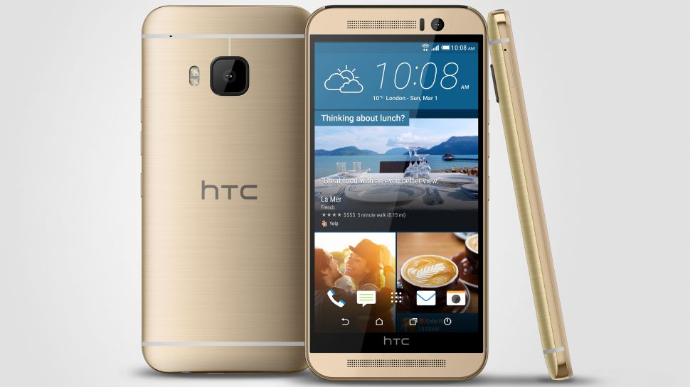 El lanzamiento del HTC One M9 parece no haber sido motivo suficiente para remontar las ventas de un HTC en apuros