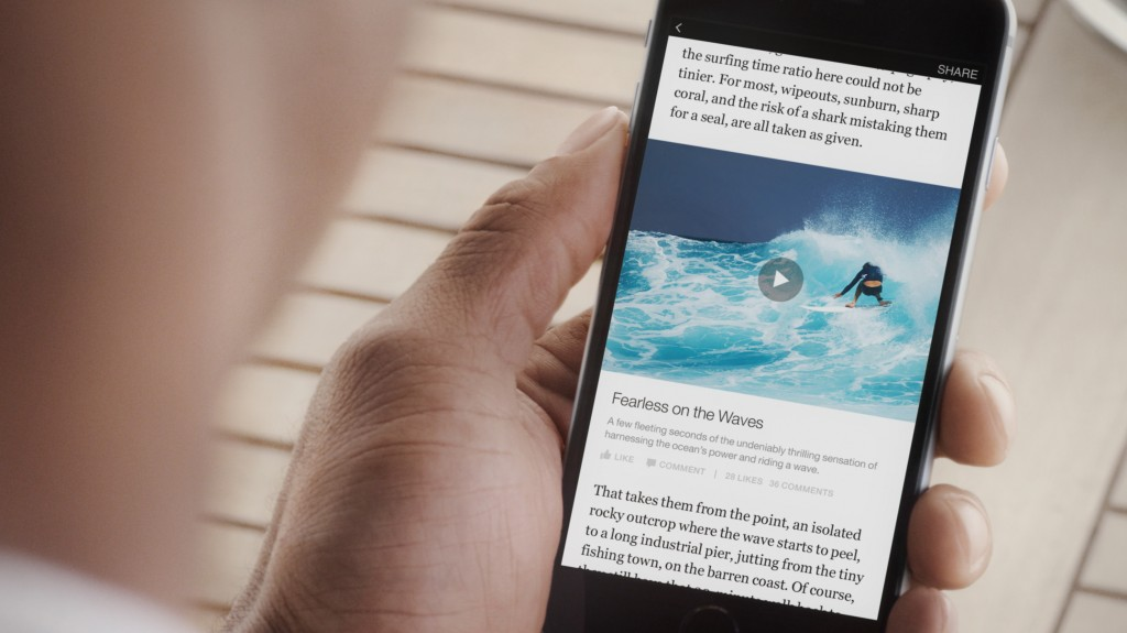 Instant Articles 3