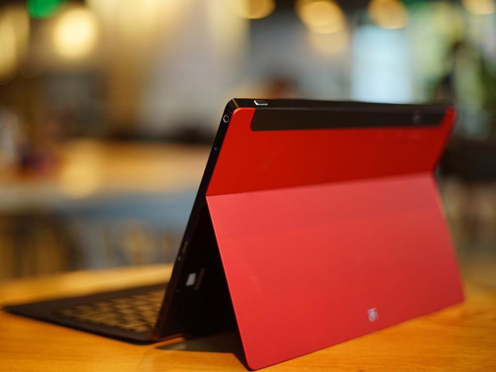 El diseño de la nueva jide Remix Ultra-tablet nos ofrece una sobresaliente experiencia en movilidad
