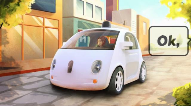 coche autónomo de Google 3