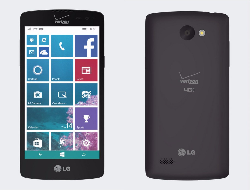 LG Lancet presenta un diseño sobrio, muy habitual en los smartphones del momento