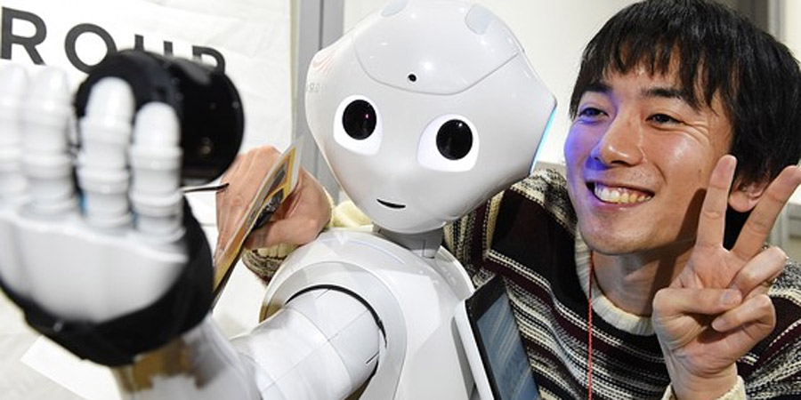Robot Pepper 4