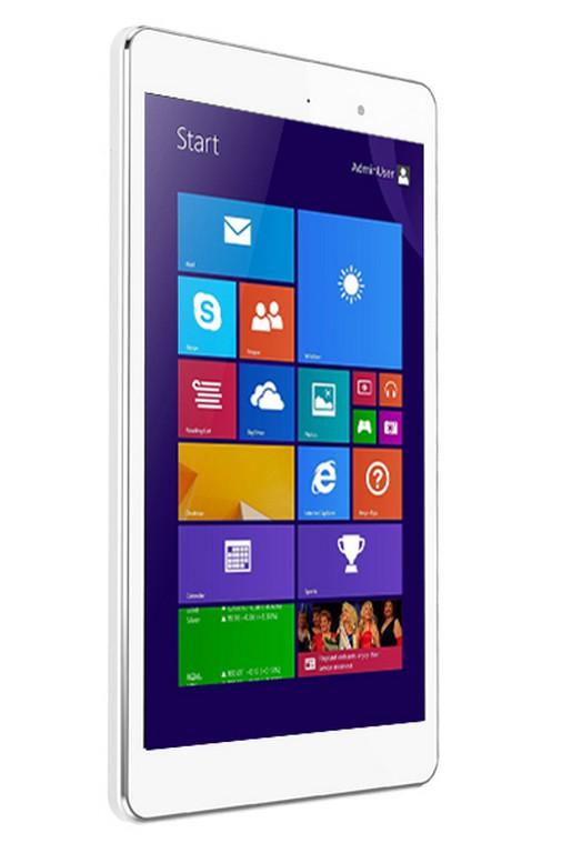 Así luce Windows 8.1 en la tablet Colorfly i816w