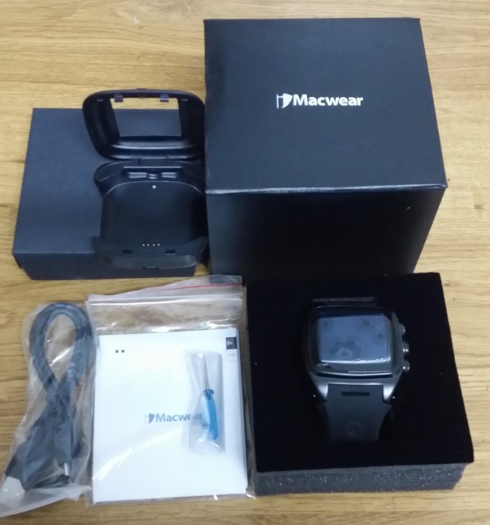 Unboxing iMacwear M7