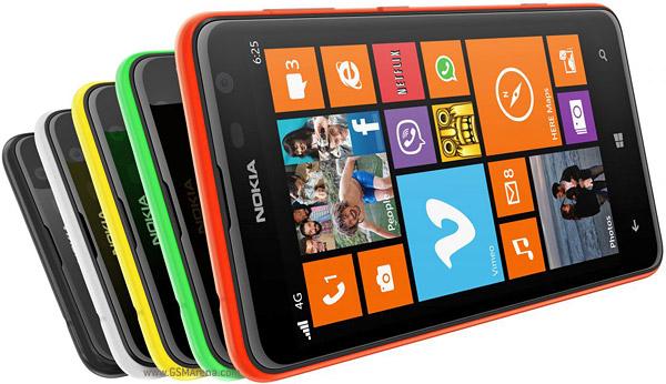 La gama Nokia Lumia no consiguió cuajar en un mercado dominado por iOS y Android