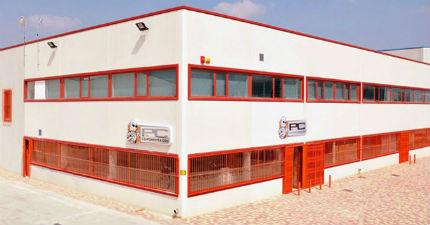 Las instalaciones de PCComponentes cuentan con un impresionante área de 7.000 metros cuadrados