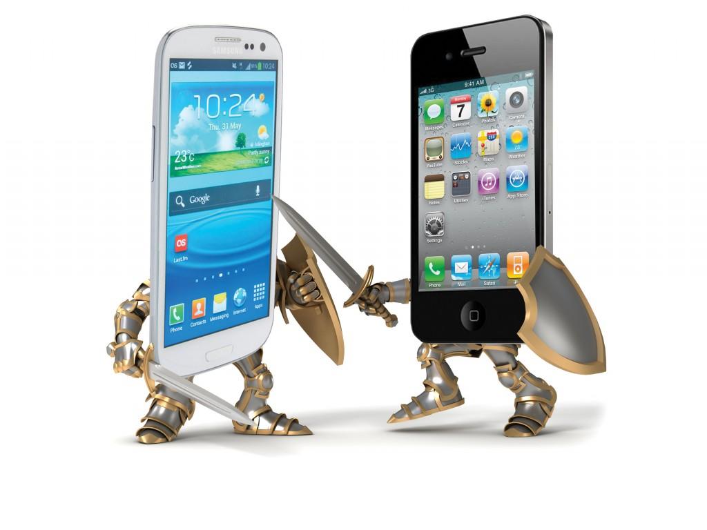 Si el lanzamiento del Samsung Galaxy S7 y el iPhone 6s se produce de forma simultánea a finales de año, podremos asistir a un auténtico duelo de titanes