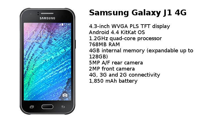Samsung Galaxy J2 2