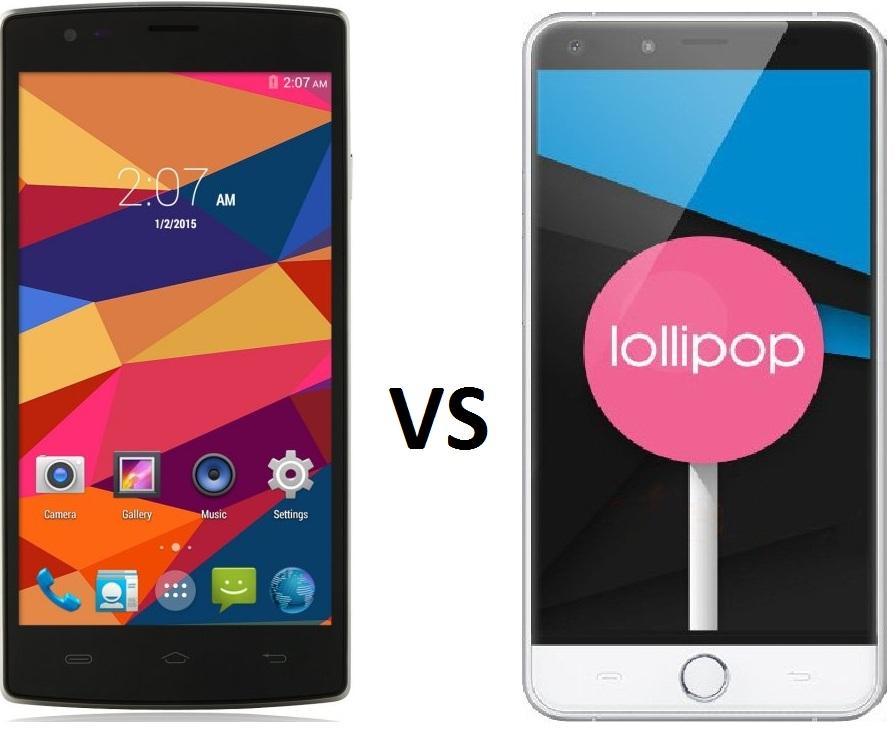 Ulefone Be Pro vs ulefone be touch 2