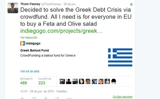 salvar a Grecia