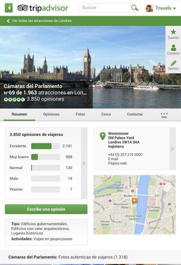 apps de viajes